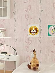 Imprimé Fond d'écran pour la maison Revêtement , PVC/Vinyl Matériel Ruban Adhésif fond d'écran , Couvre Mur Chambre