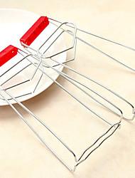 Spoon Rests & Pot Clips Aço Inoxidável + Plástico ABS Nova chegada