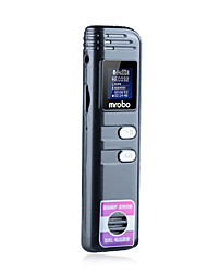 Mrobo M66 Digital Voice Recorder Professional HD Long Distance Long Standby Noise Reduction Support Card 8GB