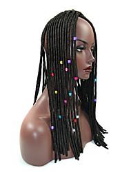 Clips Grânulos de trança Liga de Alúminio Ferramentas perucas de cabelo