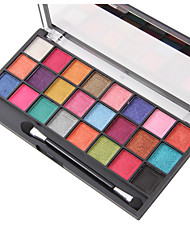 Charming 24-Colours Eyeshadow Pallette Colorful Pearly Eyeshadow