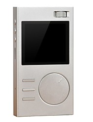 HiFiPlayerNo Memory Capacity 3.5mm Jack TF Card 128GBdigital music playerButton