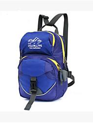 Unisex Borsa da palestra e borsone Nylon Per tutte le stagioni Uso professionale Campeggio e hiking Arrampicata Rotondi CernieraBlu Verde