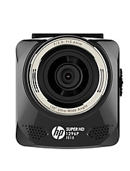 HP  F515 1296P 150 Angle Car DVR  2.4 Inch Screen Dash Cam Night Vision