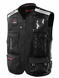 Scoyco JK46 Motorcycle Vest Protection Against LED Lights Riding Suits Vest With Four Seasons