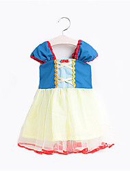 One-Piece/Dress Cosplay Costumes Masquerade Princess Fairytale Cosplay Festival/Holiday Halloween Costumes Vintage DressesHalloween