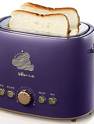 Bread Makers Toaster Bear DSL-A20J1 Easy To Use Health Care Multifunction Reservation Function 220V