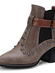 Women's Boots WalkingGladiator T-Strap Comfort Novelty Cowboy / Western Boots Riding Boots Fashion Boots Motorcycle Boots Bootie Combat