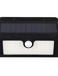Lh-e007 45led lamp beads lâmpada de parede solar luzes de sensor de corpo ao ar livre
