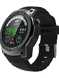YY S958  Men's Woman Smart Bracelet/SmartWatch/Color TV Sport Waterproof Heart Rate Monitor GPS 2G SIM Card Calling All Compatible for Android IOS