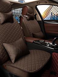 Assento do assento do carro assento do assento do assento quatro estações geral do linho cercado por um carro da família de cinco lugares