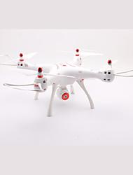 Drone SYMA X8SC Canal 4 Com Câmera HD de 2.0MP Altura segura Forward / Backward Vôo Invertido 360° Com Câmera Quadcóptero RC Câmera Chave