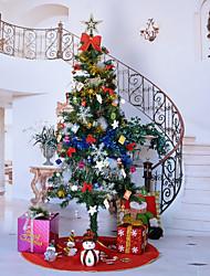 Decoración Árboles de Navidad Flores/Botánica Famoso NavidadForDecoraciones de vacaciones