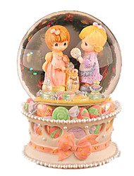 Balls Music Box Toys Cartoon Furnishing Articles Not Specified 1 Pieces