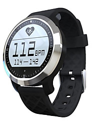 Men's Women's Smart Watch Digital LED Touch Screen Water Resistant / Water Proof Heart Rate Monitor Speedometer Pedometer Fitness