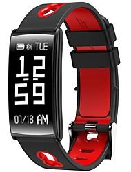 hhy nuevo hm68 pulsera inteligente presión sanguínea oxígeno de la sangre ritmo cardíaco ejercicio de vigilancia del sueño sms impermeable