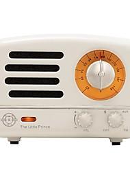 MAO KING MW-2A Портативный радиоприемник Bluetooth Белый