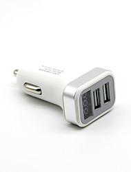 Светодиодный дисплей Несколько портов 2 USB порта Только зарядное устройство DC 5V/2,1A