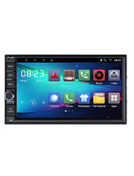 Rungrace Lastest Android6.0.1 Mashmallow 7inch Capacitive Universal Car multimedia System for All Car RL-269AGN09