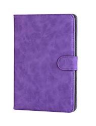 caja de cuero sólida de la PU del patrón del estilo con el soporte para el mediapad t2 del huawei favorable 10.0 PC de la tableta de 10.1