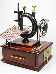 Music Box Machine Wooden