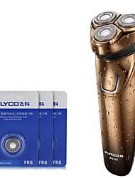 flyco fs337 электробритва бритвы 100-240v моющаяся быстрая зарядка запасная головка