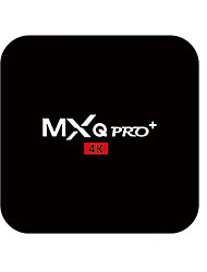 MXQ Pro+ Amlogic S905 Android Box TV,RAM 2GB ROM 16Go Quad Core WiFi 802.11ac Bluetooth 4.0
