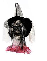 Декор стены Ткань Хэллоуин Предметы искусства,1