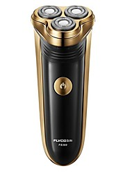 FLYCO FS360 Electric Shaver Razor 220V Charging Indicator Washable Head