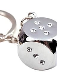 Dolls Dices & Chips Metallic Keys