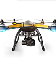 Drone H109S 4 Channel With 1080P HD Camera Height Holding LED Lighting One Key To Auto-Return With Camera RC Quadcopter Remote