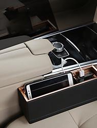 Siège passager avant Le conducteur principal Rangement de Voiture Pour Toyota RAV4 Cuir