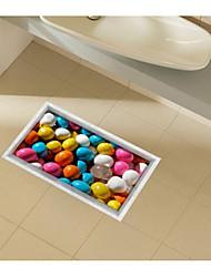 Продукты питания Наклейки 3D наклейки 3D материал Украшение дома Наклейка на стену