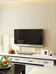 Estampado Fondo de pantalla Para el hogar Arcaico Revestimiento de pared , Tela no tejida Material adhesiva requerida Teléfono celular 2G