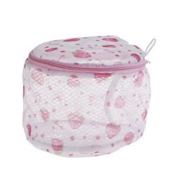 Frauen Strumpfwaren Büstenhalterwäsche Waschbeutel schützen Mesh (ramdon Farbe)