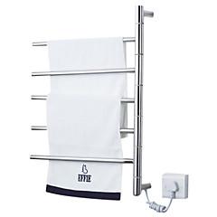 50W swing arm vægbeslag cirkulære rør håndklæde warmmer tørrestativ