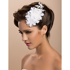 Women's Satin / Lace Headpiece-Wedding / Special Occasion / Casual / Outdoor Fascinators