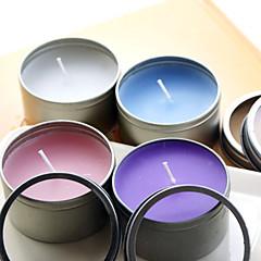 Tema Clássico Favores da vela Piece / Set Velas Rosa / Branco / Lilás / Azul