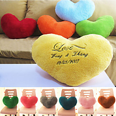 Gifts Bridesmaid Gift Personalized Heart Design Arm Pillow (More Colors)