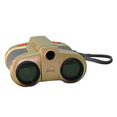 4X30 mm משקפת ראיית לילה LED צעצועים לילדים פוקוס מרכזי
