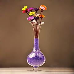 זכוכית שולחן מרכז חתיכות אגרטלים חתיכה / סט