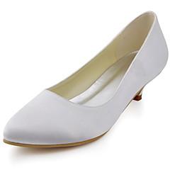 Dames Bruiloft Schoenen Hoge hakken hoge hakken Huwelijk Zwart/Blauw/Geel/Roze/Paars/Rood/Ivoor/Wit/Zilver/Goud