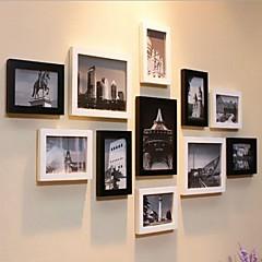 Fehér Fekete vegyes színű képkeret Collection Set 11