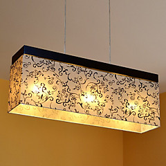Max 40W Insel-Licht ,  Zeitgenössisch Korrektur Artikel Feature for Ministil Metall Wohnzimmer / Schlafzimmer / Esszimmer