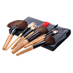 12ks Kosmetické Kreslící nástroje s Black koženkovým obalem