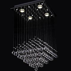 sl® tiszta kristály 4 lámpa süllyesztett egyszerű kialakítás