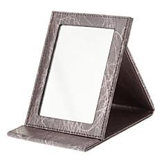 Organizador para Maquiagem Espelho 16.5*12.2*1.7 Roxa