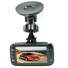 GS8000L Original Glass Lens 1080P Car DVR 2,7 hüvelykes LCD G-szenzor NOVATEK