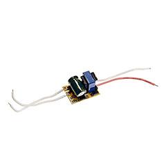 0.7a 3w dc 3-4v zu Wechselstrom 85-265V internen konstante Stromversorgung Treiber für LED Spots