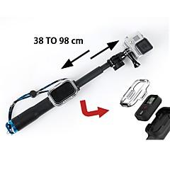 TOZ Telescopic GoPro Remote Pole w/Strap and Screw for Gopro Hero3+/3/2/1